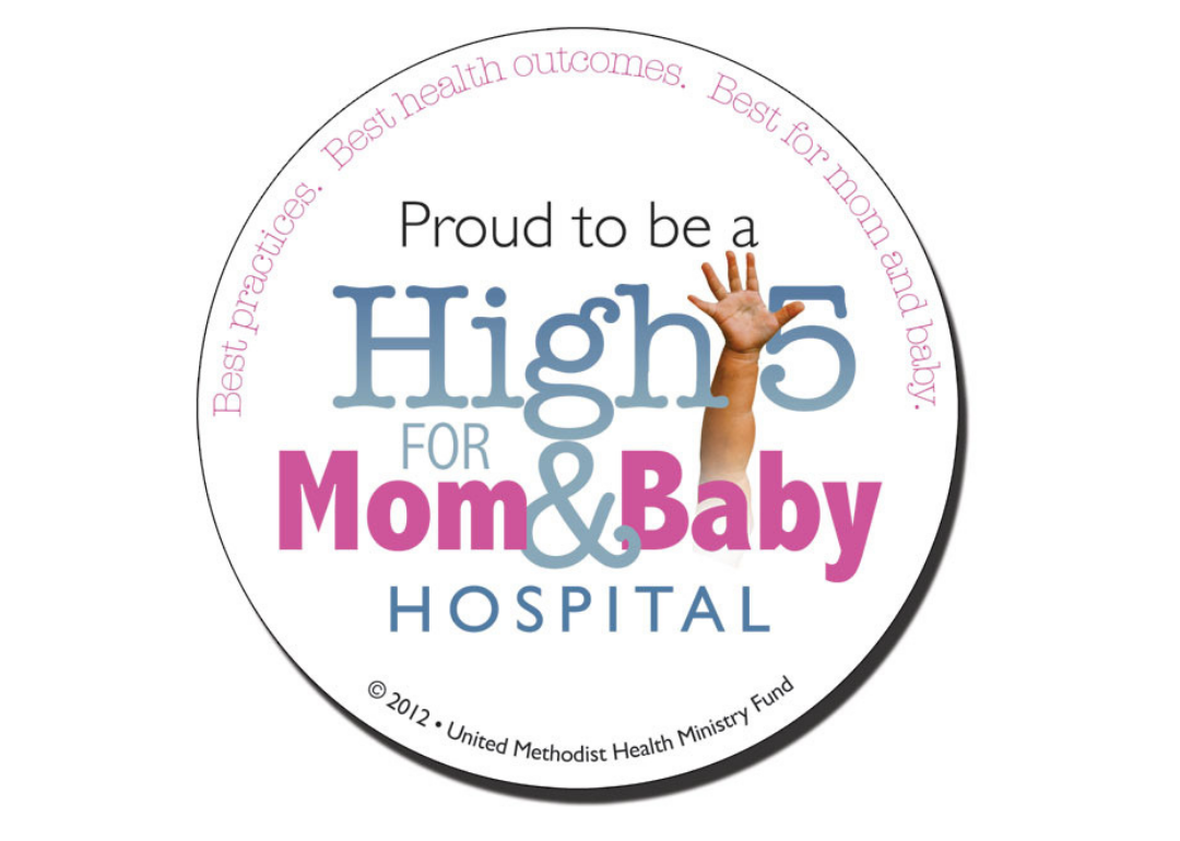 PRMC meets criteria for renewal of High 5 for Mom & Baby recognition