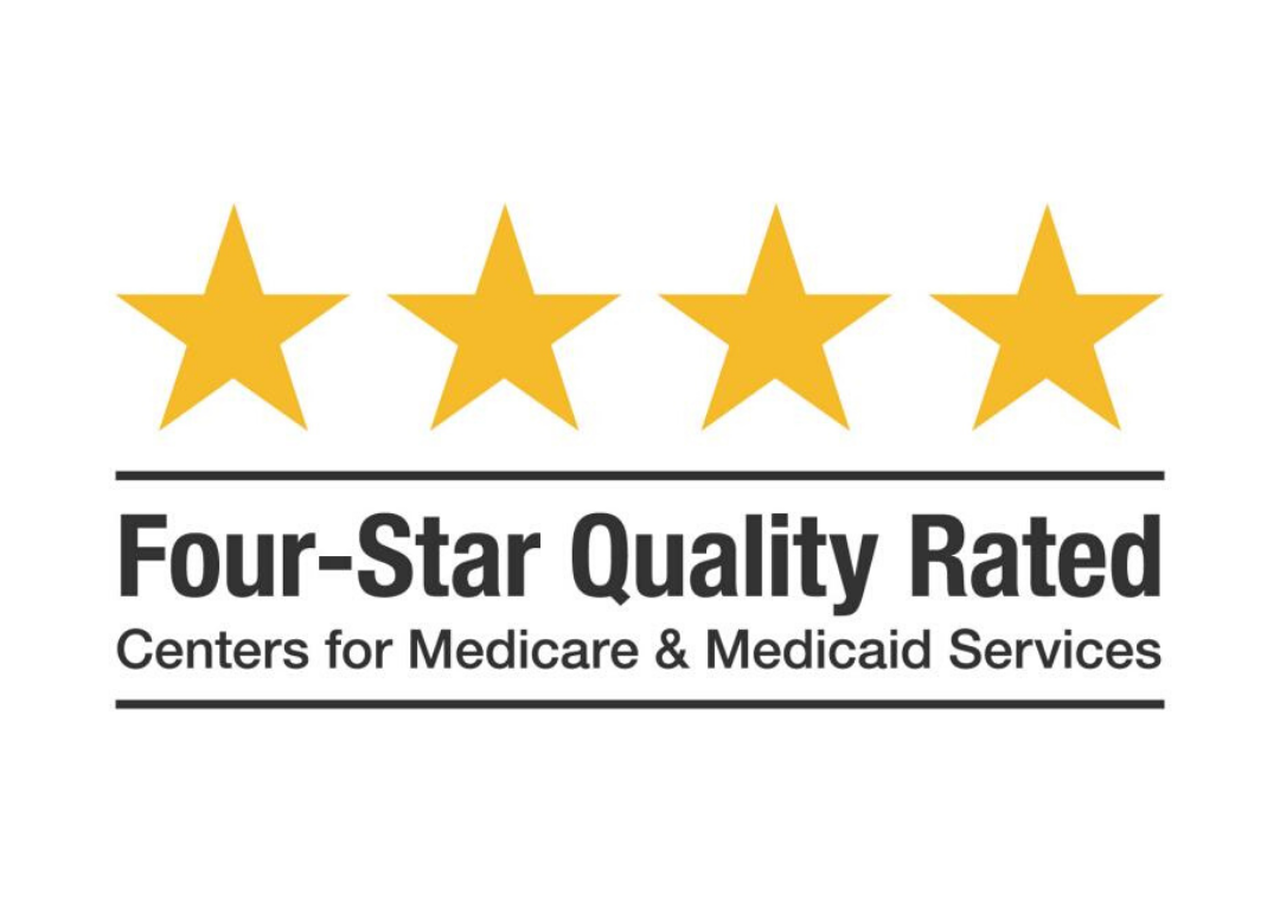 PRMC Earns 4 Star Rating