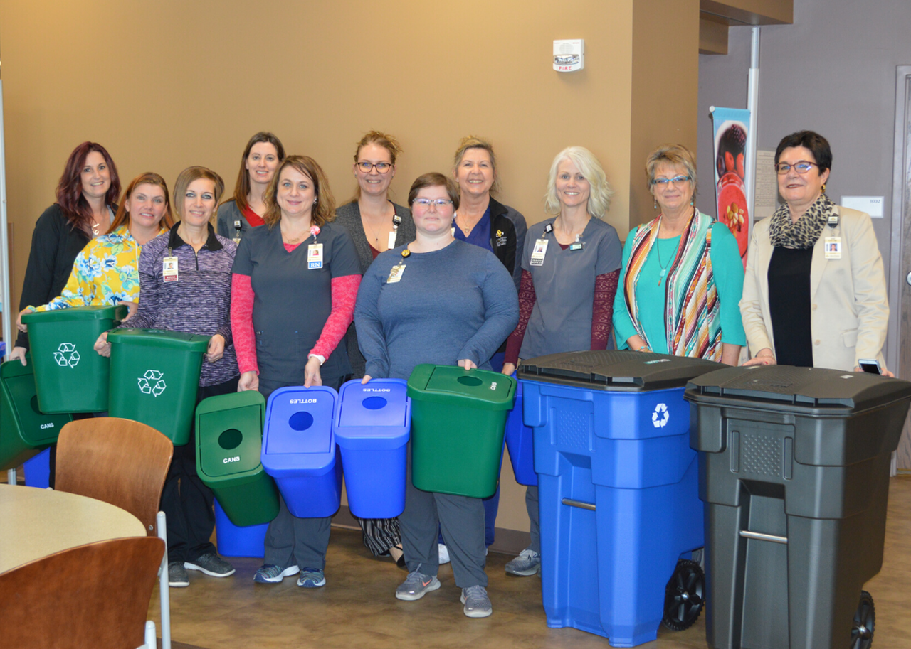 Recycling Superheros help PRMC to expand recycling program